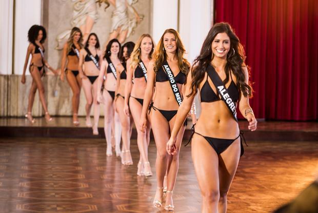 Miss Rio Grande do Sul 2016: conheça as finalistas e escolha a sua favorita Antares Martins / BE Emotion/BE Emotion