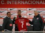Nico López é apresentado no Inter