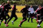 Celso Roth testa zagueiro Eduardo como lateral-direito no time do Inter Fernando Gomes/Agencia RBS