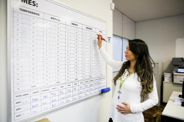 13 direitos que mulheres grávidas têm no trabalho Omar Freitas/Agencia RBS