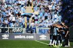 Com 50 mil na Arena, Grêmio goleia o Corinthians e volta ao G-4 André Ávila/Agencia RBS