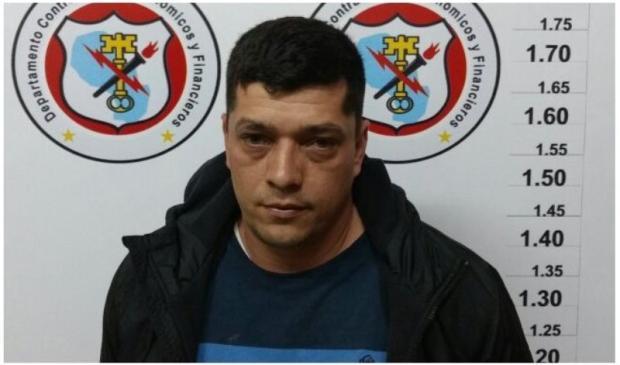 Preso no Paraguai um dos principais líderes da facção dos Bala na Cara Divulgação/