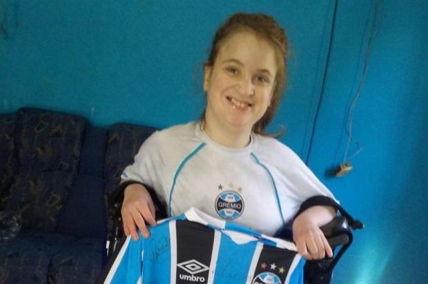 Menina com paralisia cerebral precisa de ajuda para continuar tratamento em busca do sonho de caminhar sozinha Arquivo pessoal/Leitor/DG
