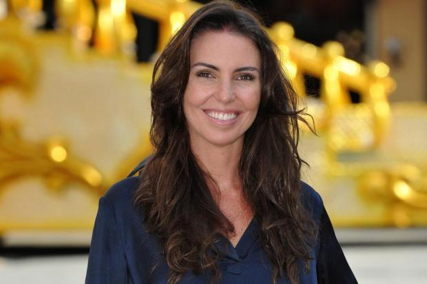 Glenda Kozlowski deixa a Globo após 23 anos Alex Carvalho/TV Globo/Divulgação