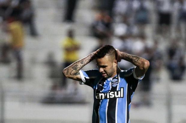 """Guilherme Mazui: """"Repeteco fora de casa"""" ALE CABRAL/AGIF/ESTADÃO CONTEÚDO"""