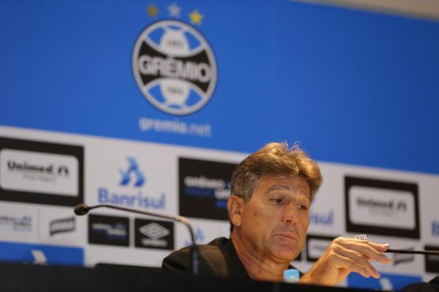"""Pedro Ernesto: """"Rumo ao G-6"""" Fernando Gomes/Agencia RBS"""