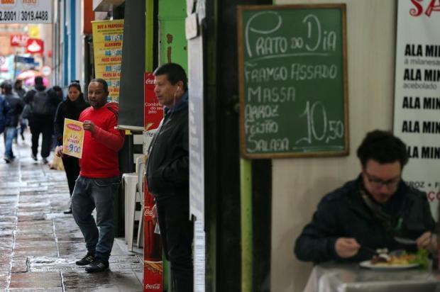 5 lugares para comer com menos de R$ 15 no Centro de Porto Alegre Fernando Gomes/Agencia RBS