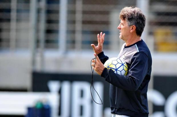 """Guilherme Mazui: """"Jogo estratégico"""" Fernando Gomes/Agencia RBS"""