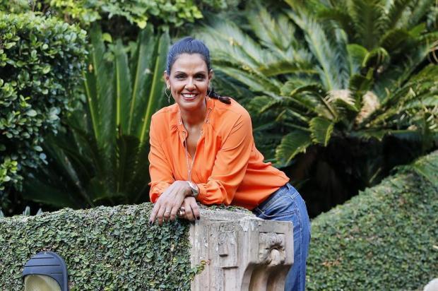 """Cristina Ranzolin revela o segredo da vitalidade prestes a fazer 50 anos: """"Eu brinco que estou fazendo cem!"""" Mateus Bruxel/Agencia RBS"""