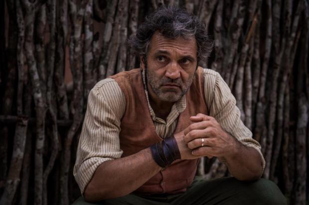 Domingos Montagner é eleito o melhor ator em prêmio de televisão Caiuá Franco/TV Globo/Divulgação