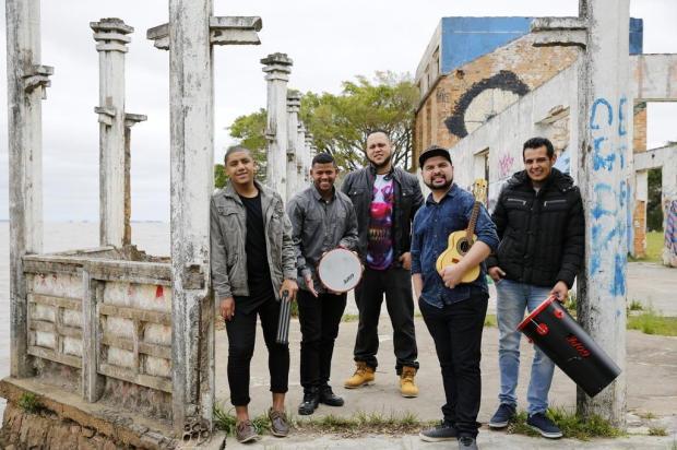 Grupo de pagode Dhadi 10 aposta em financiamento coletivo para lançar seu primeiro CD Mateus Bruxel/Agencia RBS