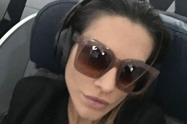 Cleo Pires tem crise de ansiedade e não consegue embarcar em avião Instagram/Reprodução