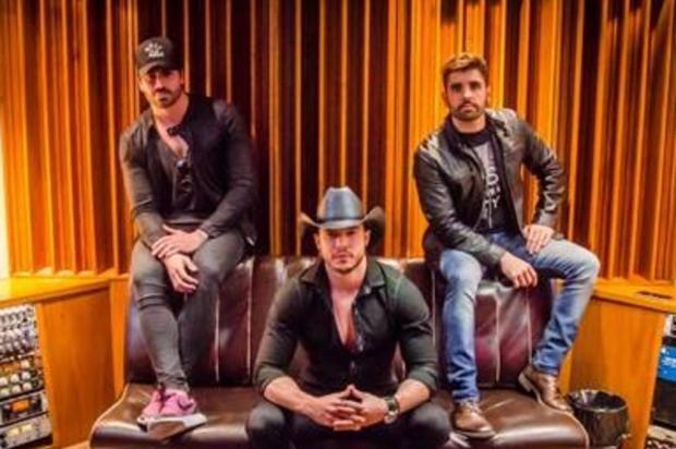 VÍDEO: Trio sertanejo de ex-BBB Rodrigão lança primeiro clipe Divulgação/Divulgação