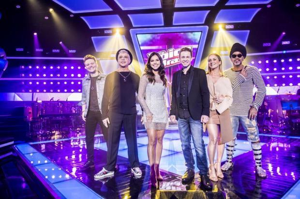 The Voice Brasil estreia com Ivete Sangalo como Supertécnica e Mariana Rios de repórter João Miguel Júnior / Globo/Divulgação