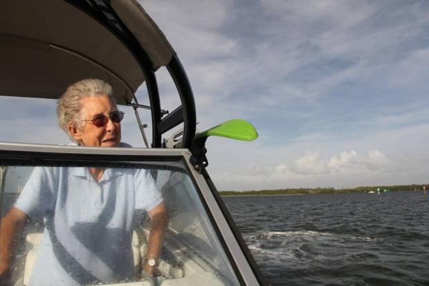Idosa que trocou quimioterapia por viagem sobre rodas pelos EUA morre aos 91 anos Reprodução / Facebook/Facebook