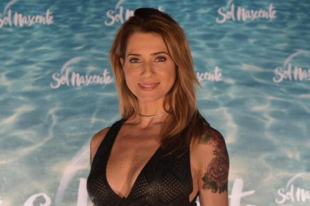 Letícia Spiller termina casamento e engata romance com músico TV Globo/Divulgação