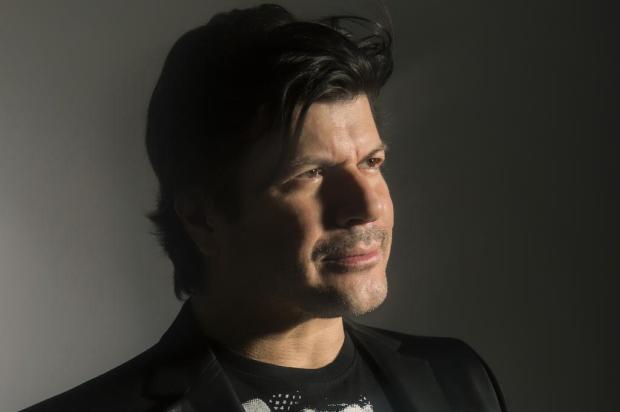 """Paulo Ricardo: """"A última turnê do RPM durou demais. É importante ter canções inéditas"""" Angelo Pastorello/Divulgação"""