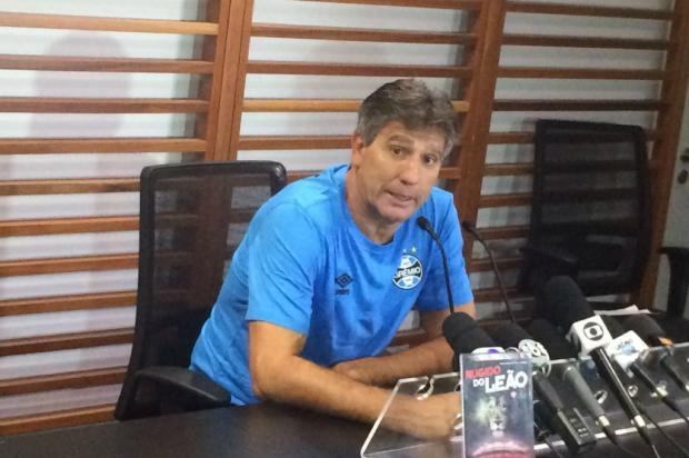 """Pedro Ernesto: """"Grêmio de Renato é prático e conclusivo"""" Leonardo Acosta/Agência RBS/"""
