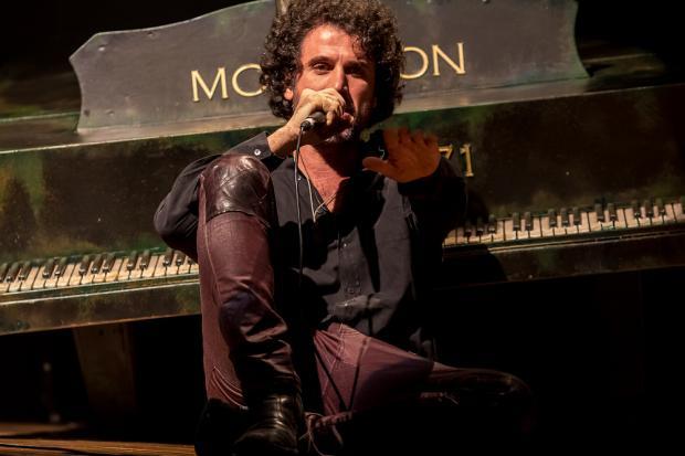 Eriberto Leão chega a Porto Alegre hoje com peça sobre Jim Morrison Humberto Araujo / Divulgação/Divulgação