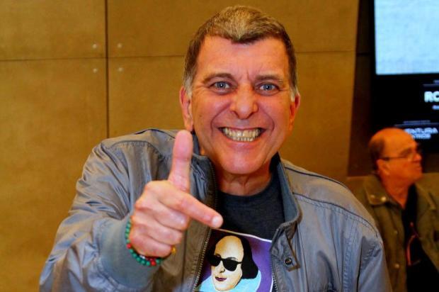 Jorge Fernando está internado desde terça-feira, no Rio Anderson Borde/AgNews