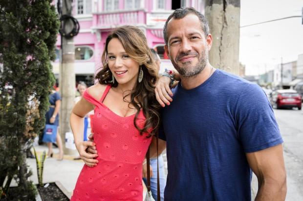 """""""Haja coração"""": Apolo vai propor casamento de fachada a Tancinha Ramón Vasconcelos/TV Globo/Divulgação"""