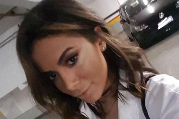 Anitta dá adeus ao cabelão e exibe novo visual Instagram/Reprodução