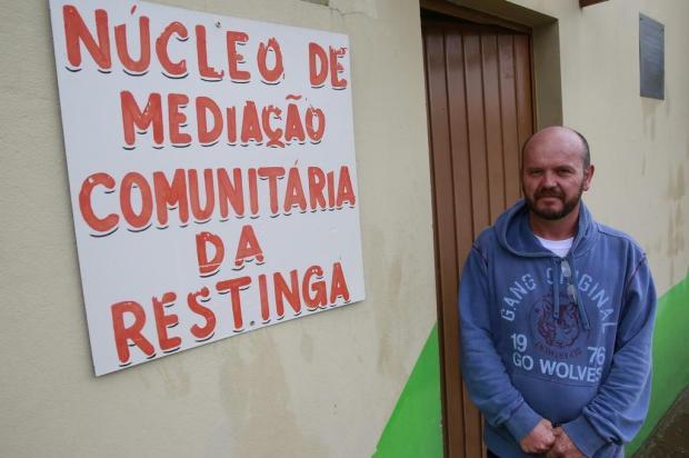 Mediadores comunitários resolvem conflitos no Bairro Restinga Tadeu Vilani/Agencia RBS