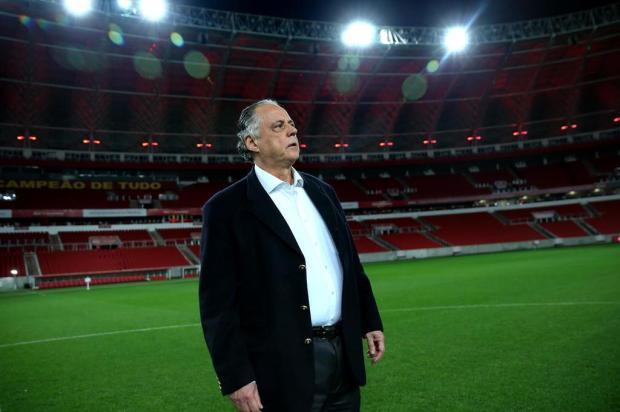 """Zé Victor Castiel: """"Um ano de lições para o Inter"""" Júlio Cordeiro/Agencia RBS"""