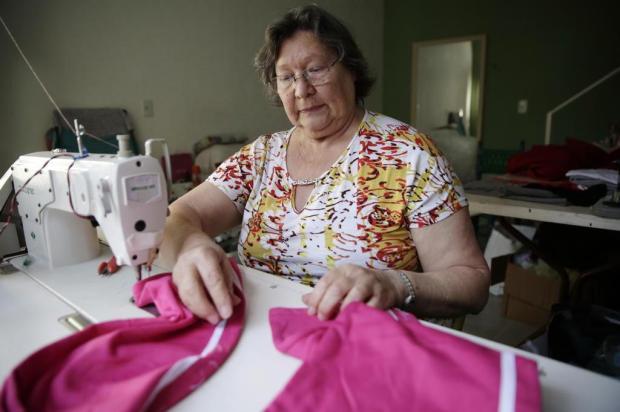 Pesquisa mostra que um terço dos aposentados acima dos 60 anos estão trabalhando Camila Domingues/Especial/Agência RBS