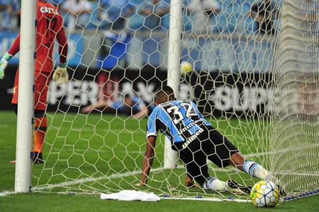 """José Augusto Barros: """"Que saudades eu estava das vitórias por 1 a 0"""" André Ávila/Agencia RBS"""