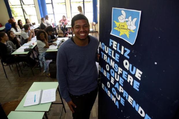 Estudantes do curso de magistério contam por que querem ser professores Tadeu Vilani/Agencia RBS