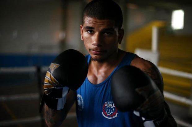 Ex-morador de rua se torna tricampeão gaúcho de boxe e quer o Brasileiro Bruno Alencastro/Agencia RBS