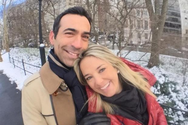 Chega ao fim o namoro de Ticiane Pinheiro e César Tralli Instagram/Reprodução