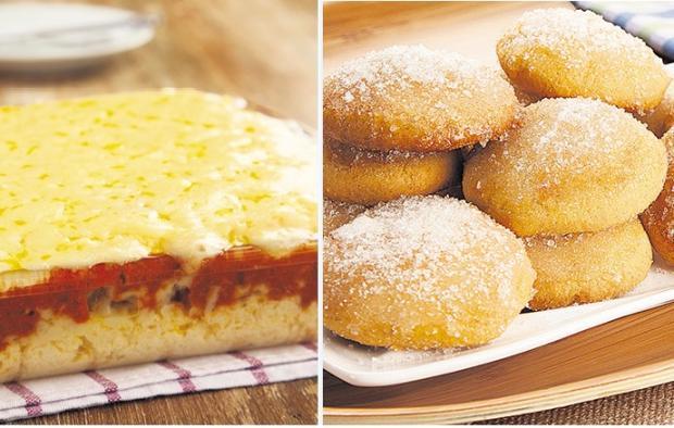 Aprenda a preparar duas receitas com inspiração no sabor do campo Divulgação / Bunge/Bunge