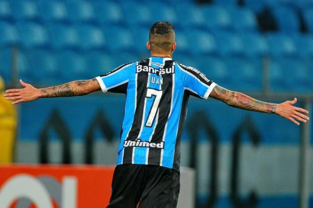 Cacalo: Luan sai ou não sai do Grêmio? Lauro Alves/Agencia RBS