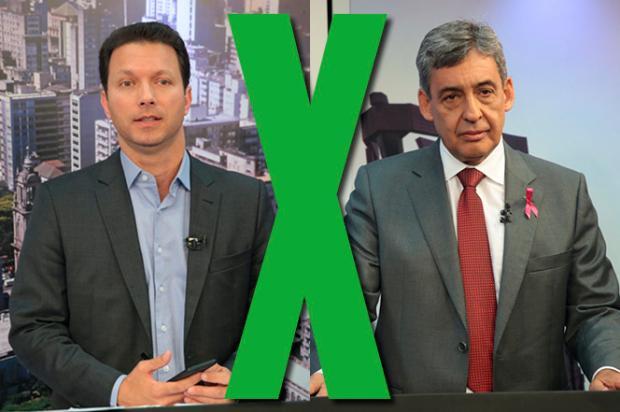 Marchezan e Melo respondem a questões de cinco eleitores de Porto Alegre Montagem sobre fotos de André ¿?vila / Agência RBS/Agência RBS