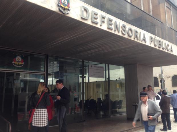 Obras mudam atendimento da Defensoria Pública na Capital; veja como fica a partir de novembro Kelly Matos / Rádio Gaúcha/Rádio Gaúcha