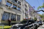 Suspeito de tentar estuprar moradora do Menino Deus foge do Palácio da Polícia (Mateus Bruxel/Agencia RBS)