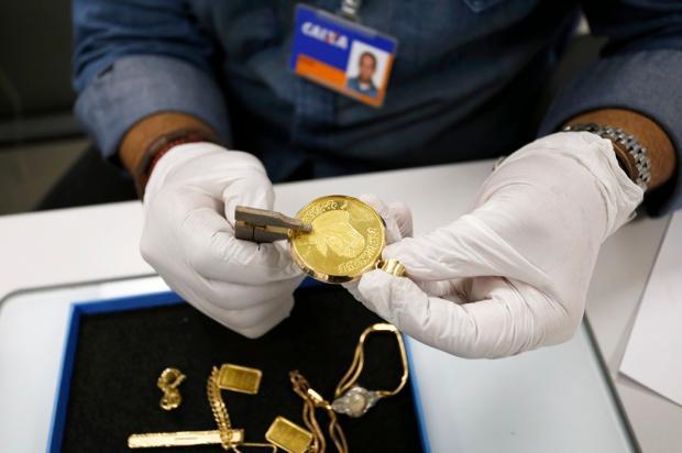 Caixa promove leilão de joias com lance mínimo de R$ 63 em Porto Alegre. Saiba como participar Caixa Econômica Federal / Divulgação/Divulgação
