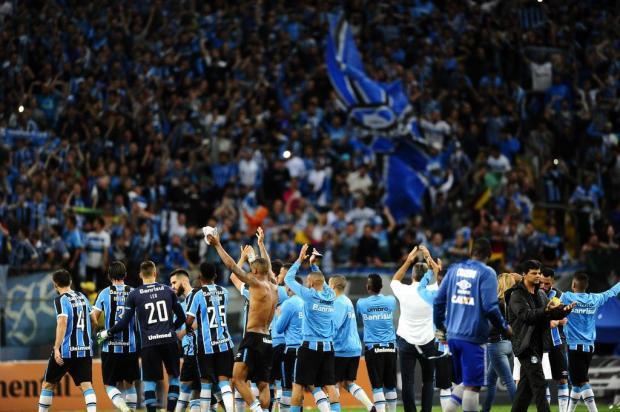 """Pedro Ernesto: """"Grêmio, o especialista em Copa do Brasil"""" Bruno Alencastro/Agencia RBS"""