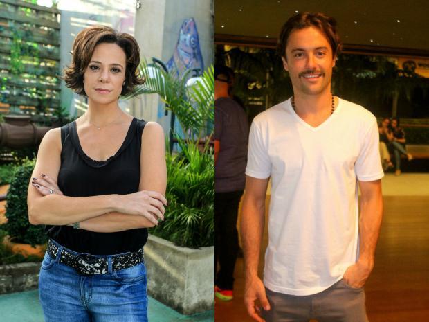 Vanessa Gerbelli e Kayky Brito são vistos em clima de romance AgNews / AgNews/AgNews