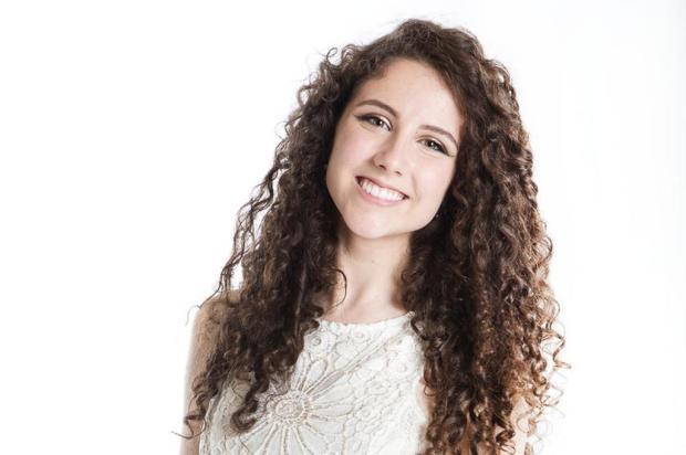 """Gaúcha Laura Dalmas consegue vaga na última noite de audições do """"The voice Brasil"""": """"Expectativa enorme"""" Gshow/Reprodução"""