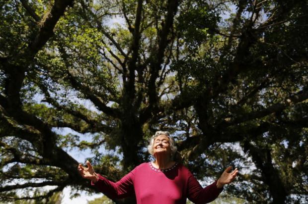 Vovó de Itapuã ensina as lições para ter vitalidade aos 88 anos de vida Mateus Bruxel/Agencia RBS