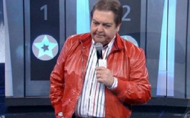 """""""Tem mulher que gosta de homem que dá porrada"""", diz Faustão Reprodução / Rede Globo/Rede Globo"""