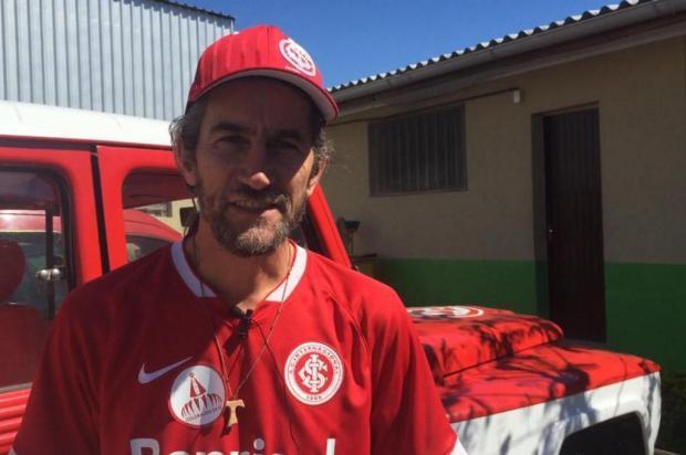 """Pedro Ernesto: """"Caminhada da classificação"""" Bárbara Müller/Agência RBS"""