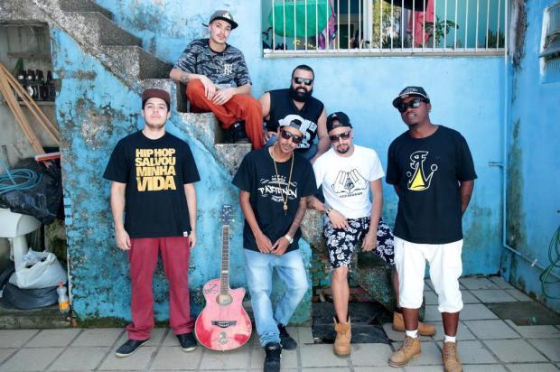 Conheça o grupo gaúcho que trocou os proibidões do funk pelo rap consciente André Ávila/Agencia RBS