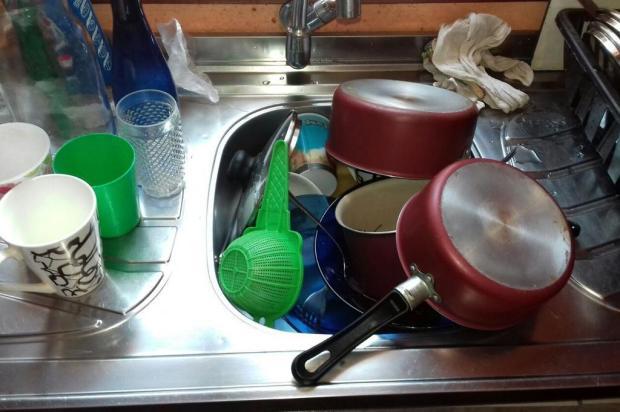 Bairros de Gravataí sofrem com a falta de água constante Arquivo pessoal/Leitor/DG