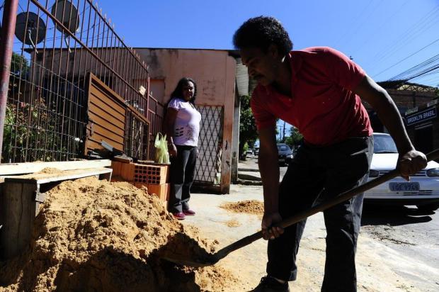 Crise afeta vendas de material de construção e adia reformas de final de ano Ronaldo Bernardi/Agencia RBS
