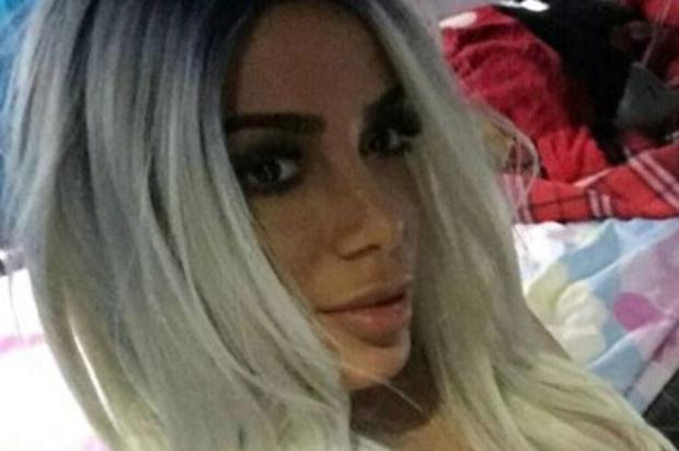 """Anitta posta foto loiríssima e pergunta: """"E se...?"""" instagram/Reprodução"""