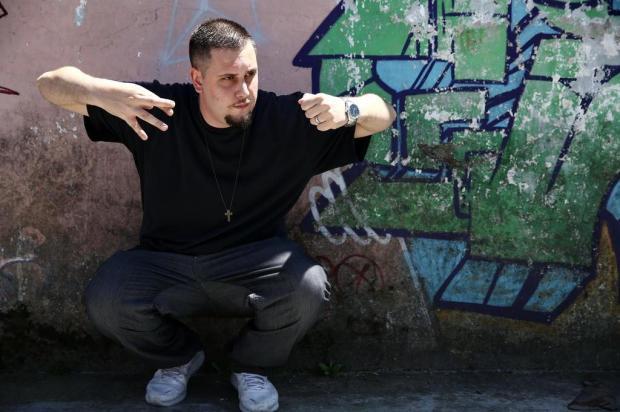 Conheça o rapper gaúcho que lançará disco inspirado em obra de Dante Alighieri Carlos Macedo/Agencia RBS